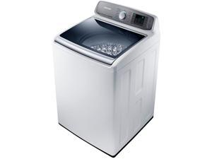 Samsung WA50F9A6DSW 5.0 cu. ft. Capacity Top Load Washer, Neat White