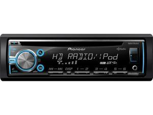 Pioneer DEH-X5700HD CD receiver with HD Radio