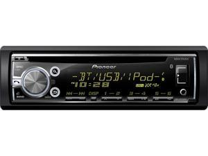 Pioneer DEH-X6700BT CD receiver with Bluetooth