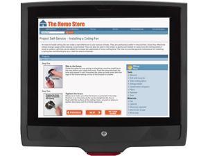 Motorola MK4900-A30PZ0GWTWR MK4000 Interactive Multimedia Micro Kiosk Barcode Scanner