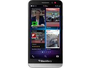 "BLACKBERRY Z30 Unlocked Smartphone with 5"" Touchscreen, 16GB, 25 Hour Battery Life and 4G LTE Ready"