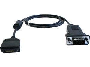 Datalogic 94A051973 Serial Data Transfer Cable from Device (Handylink) to Male DB9 RS232.