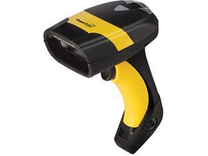 Datalogic PBT8300-RK10US PowerScan PBT8300 Bluetooth Laser Scanner USB Kit - Includes Base Station, Cable and Power Supply