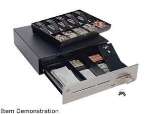MMF ADV113C1181004 Advantage Cash Drawer - 3 Media Slots and LockIt Compart