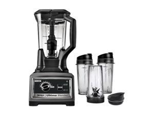 Ninja BL810 - Ultima 72-Oz. Blender - Black/Chrome