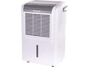 Honeywell DH50W 50-Pint 2-Speed Dehumidifier, Energy Star Certified