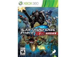 Earth Defense Force 2025 Xb360