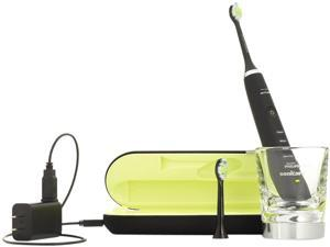 Philips Sonicare HX9352/04 DiamondClean Rechargeable sonic toothbrush 5 modes with 2 Toothbrush Heads, 1 Charging Glass and ...