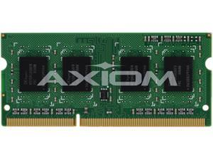 Axiom 4GB 204-Pin DDR3 SO-DIMM DDR3 1600 (PC3 12800) Unbuffered System Specific Memory Model H2P64AA-AX
