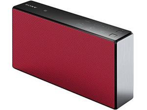 Sony - SRSX5/RED - Portable Bluetooth Speaker w/NFC, RED