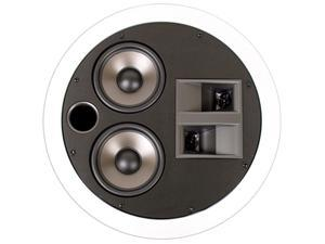 Klipsch KS-7502-THX Ultra2 certified in-ceiling speaker - Single White