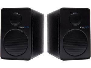 GRACE DIGITAL AUDIO GDI-BTSP201 Bluetooth(R) Bookshelf Speakers