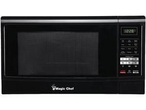 MAGIC CHEF MCM1611B 1.6 Cubic-ft Countertop Microwave (Black)