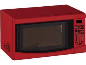 Avanti MT07K4R 0.7 cu. ft. Countertop Microwave Oven, Red