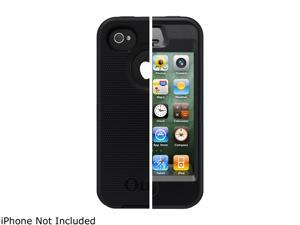 OtterBox Defender Case for Apple iPhone 4/4S (Black/Black)