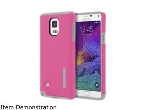 Incipio Pink / Smoke Dual Pro Case For Samsung Galaxy Note 4