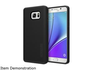Samsung Galaxy Note 5 Case, Incipio Dual PRO Series [Black] Dual Layer Rubberized Hard Cover on Silicone Skin Heavy Duty Protective Hybrid Case for Samsung Galaxy Note 5