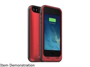 mophie Juice Pack Air Battery Case for iPhone 5 Red