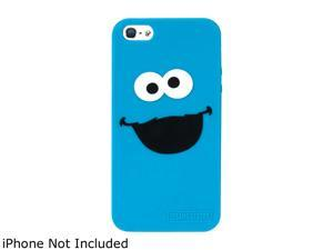 ISOUND ISOUND-4672 iPhone(R) 5 Silicone Case (Cookie Monster(TM))