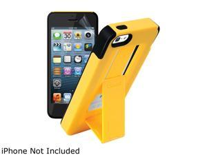ISOUND ISOUND-5308 iPhone(R)5/5s 2-In-1 DuraView Case (Yellow)
