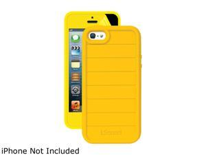 ISOUND ISOUND-5342 iPhone(R) 5/5s 3-In-1 Duraguard Case (Yellow)