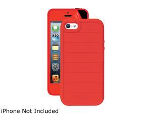 ISOUND ISOUND-5340 iPhone(R) 5/5s 3-in-1 DuraGuard Case (Red)