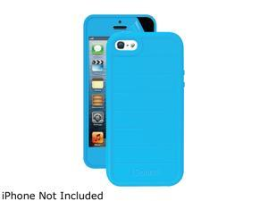 ISOUND ISOUND-5339 iPhone(R) 5/5s 3-In-1 Duraguard Case (Blue)