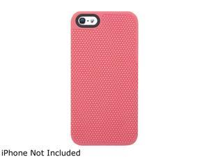 ISOUND ISOUND-5324 iPhone(R) 5/5s Honeycomb Case (Pink)