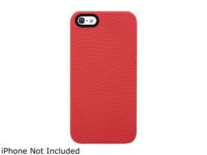 ISOUND ISOUND-5327 iPhone(R) 5/5s Honeycomb Case (Red)
