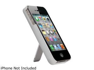 ISOUND ISOUND-5210 iPhone(R) 4/4S TriView Case (Silver)