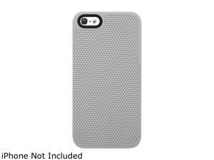 ISOUND ISOUND-5322 iPhone(R) 5/5s Honeycomb Case (Gray)