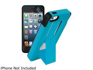 ISOUND ISOUND-5334 iPhone(R)5/5s 2-In-1 DuraView Case (Blue)