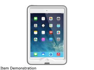 Lifeproof Nuud White/Gray Case for Apple iPad Mini with Retina Display (2305-02)