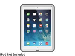 LifeProof FRE White/Gray Case for Apple iPad Air (1905-02)