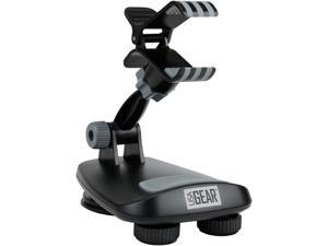 USA Gear Universal Dashboard Mount Holder with Suction Cup Hold , Non-Slip Weighted Friction Base & 360 Degree Rotating Head – Works w/ Apple iPhone 6 Plus , Samsung Galaxy S6 , LG G4  & More Phones