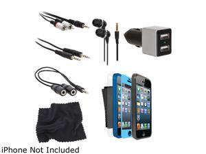 ISOUND ISOUND-5312 iPhone(R) 5 Twelve-In-1 Accessory Kit Giftbox