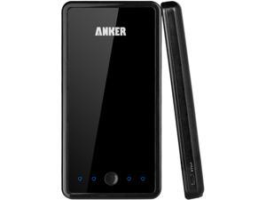 Anker Astro 3E 10000mAh Portable Charger Dual USB External Battery Power Pack for most Smartphones, Tablets and other USB-charged devices (Apple adapters - 30 pin and lightning, not included)