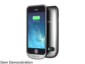 PhoneSuit Elite Battery Case for iPhone 5/5S - Silver