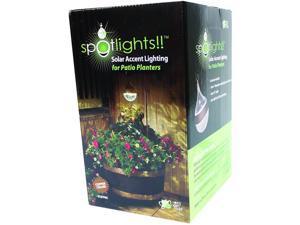 Spotlights Solar Lighting For Patio Planters