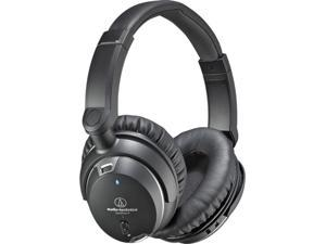 Audio-Technica ATH-ANC9 Active Noise-Cancel Headphones