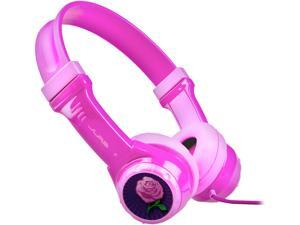 JLab Jbuddies Kids Volume Limiting Headphones For Kindle Fire - Pink