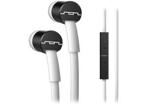 SOL Republic Jax In-Ear Headphones with In-Line Control (White/Black)