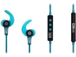 Altec Lansing MZX856-BLU Waterproof In Ear Bluetooth Sport Earbuds