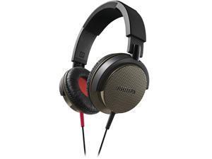 Philips SHL3100MGY Grey Dynamic Solid Bass 1500mW Foldable DJ Stereo Headphones