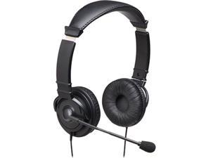 KENSINGTON TECHNOLOGY K33323WW Hi Fi Headset with Microphone