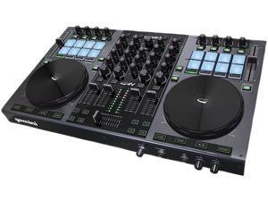 Gemini DJ - G4V - GEMINI G4V 4-Channel Virtual DJ Controller