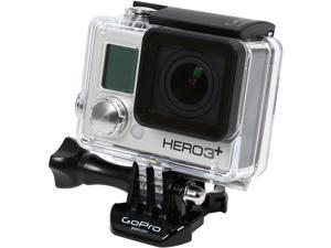 GoPro HERO3+ Plus Silver Edition Sports Action Wi-Fi Camera - CHDHN-302