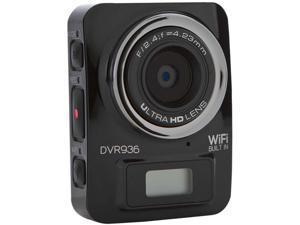 Sakar - DVR-936-BLK - Vivitar DVR-936 Digital Camcorder - Full HD - Black - 16:9 - 2.4x Digital Zoom - microSD Card -