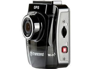 Transcend - TS16GDP220M - Transcend DrivePro 220 Digital Camcorder - 2.4 LCD - CMOS - Full HD - 16:9 - H.264, MP4 - USB
