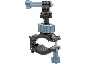 Bicycle Handlebar Camera & Camcorder Mount for GoPro , Flip MinoHD and UltraHD , Kodak PlaySport , Sony Bloggie , Vivitar , GE DV1 , Toshiba Camileo Pocket Video Camcorders - by USA Gear